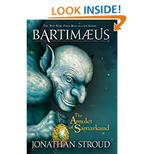 The Amulet of Samarkand (Bartimaeus Volume 1) (Bartimaeus Trilogy)