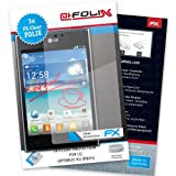 AtFoliX FX-Clear screen-protector for LG Optimus Vu P895 (3 pack) - Crystal-clear screen protection!