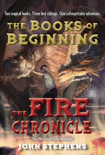 John Stephens - The Fire Chronicle
