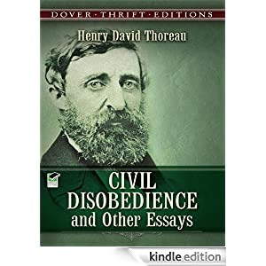 Essays on thoreau