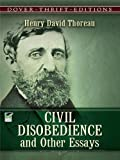 Image of Civil Disobedience and Other Essays (Dover Thrift Editions)