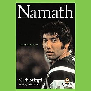 Namath Audiobook