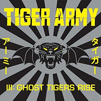 R Tigers TIGER ARMY III GHOST TIGERS R