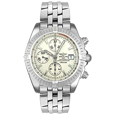 Breitling Men's A1335611/G569 Chronomat Evolution 747 Watch by Breitling