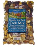 Trader Joe's Simply the Best Trek Mix with Cashews, Almonds, Pineapple, Cranberries, and Tart Cherries, 1 lb oz