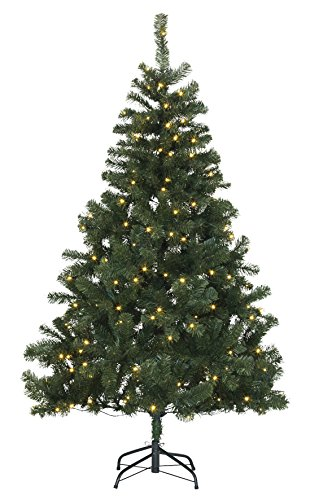 sealey-xmas5-pre-lit-artificial-christmas-tree-5-ft