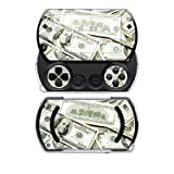 Benjamins Design Decal Skin Sticker for the Sony PSP Go
