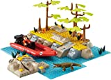Character Building Deadly 60 River Crossing Playset