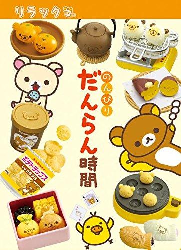 Rilakkuma Dararan leisure snack Re-Ment miniature blind box (Rilakkuma Ice Cream compare prices)