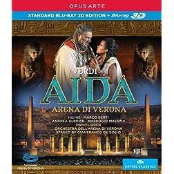 Verdi: Aida (Blu Ray) [Blu-ray]