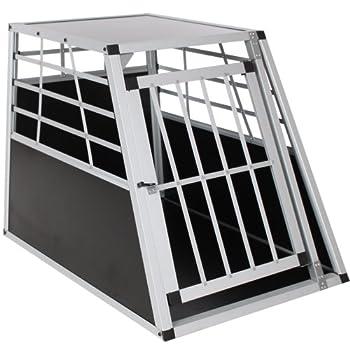 pas cher cage de transport chien aluminium pour. Black Bedroom Furniture Sets. Home Design Ideas