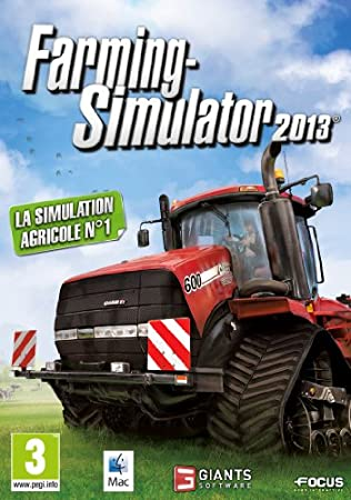 Farming Simulator 2013 - version Française intégrale Mac