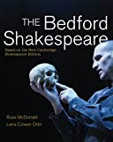 The Bedford Shakespeare (0312439636) by McDonald, Russ