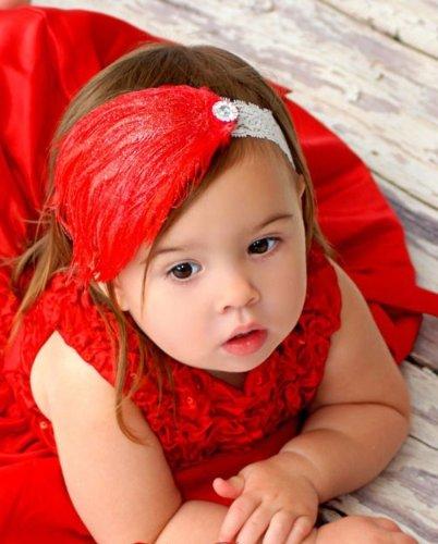 Feather Headbands For Babies Fel7 Com