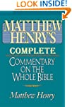 The Complete Matthew Henry's Commenta...