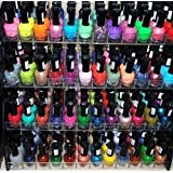 Body Care / Beauty Care 48 Piece Rainbow Colors Glitter Nail Polish Lacquer Set + 3 Scented Nail Polsih Remover Bodycare / BeautyCare