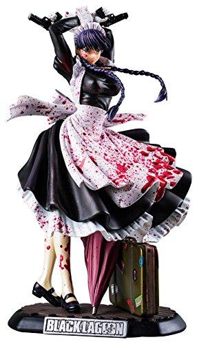 BLACK LAGOON ロベルタ -血まみれver.- (1/6スケール ポリストーン製塗装済完成品)