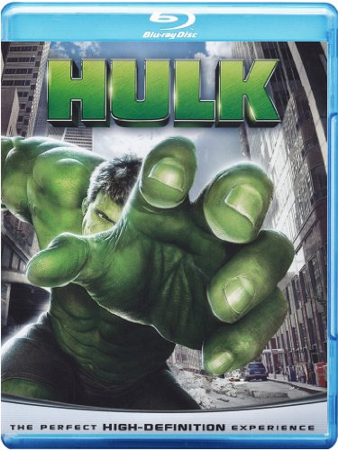 Hulk [Blu-ray] [IT Import]