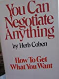 img - for You Can Negotiate Anything Signed 1st Edition book / textbook / text book