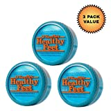 OKeeffes Healthy Feet Cream - 3 Pack