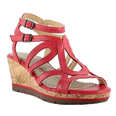 Amazon.com: Bussola Women's St. Tropez Sandals, Jeans, 40 M/B: Shoes