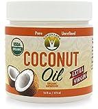 GuruNanda Organic Extra Virgin Coconut Oil - 16 Oz