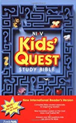 Kids' Quest Study Bible (New International Reader's Version)