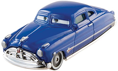 Disney/Pixar Cars, 2015 Radiator Springs Die-Cast Vehicle, Doc Hudson #11/19, 1:55 Scale - 1