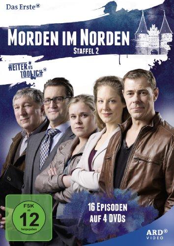 Morden im Norden - Staffel 2 (Heiter bis tödlich) [4 DVDs]