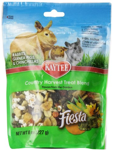 Kaytee Fiesta Awesome Country Harvest Treat Blends for Small Animals, 7-Ounce 51pvQAhZaBL