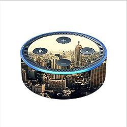 Skin Decal Vinyl Wrap for Amazon Echo Dot 2 (2nd generation) / New York City2