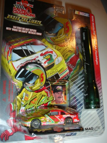 "Racing Champions ""Under the Lights"" Terry Labonte 1:64 Scale Diecast with Mini Maglite"