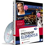 "Photoshop Elements 8 - f�r digitale Fotografie (DPI Adobe)von ""Scott Kelby"""