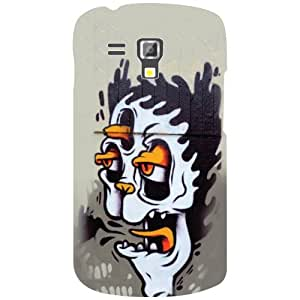 Samsung Galaxy S Duos 7562 Back Cover - Toon Designer Cases