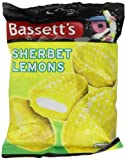 Bassetts Sherbet Lemons Bag 200 g (Pack of 6)