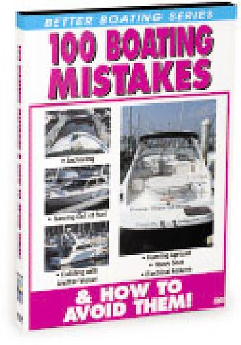 Cover art for  DVD 100 Boating Mistakes & How To Avoid Them Training DVD