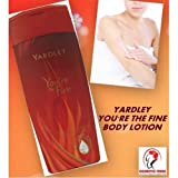 Yardley You're the fire Body Lotion, 400ml