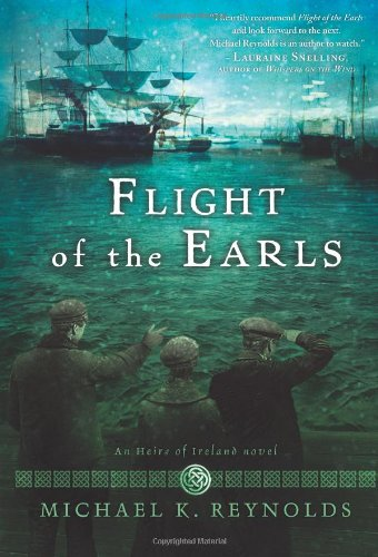 Image of Flight of the Earls: An Heirs of Ireland Novel