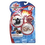 "Bakugan Battle Brawlers Season 2 Bakuneon Series, New Vestroia Starter Pack - "" NOT Randomly Picked"", Shown As In The Picture!(k) ~ Spin Master"