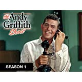 Andy Griffith Show Season 1 ~ Andy Griffith