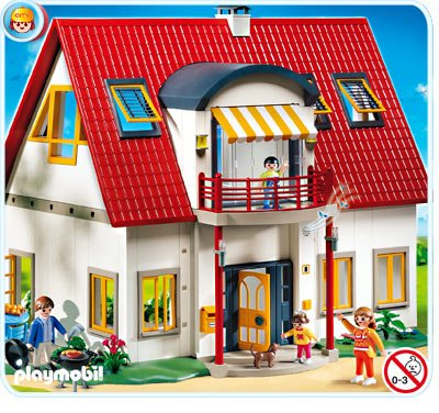 Best Price Playmobil Suburban House Toys Check Price