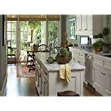 Counter Top White Faux Marble by EzFaux Decor Not your Grandma's Con-tact Brand.36