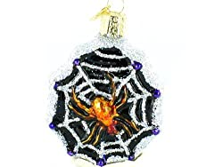 Old World Christmas Spider Web