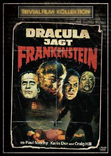 Dracula jagt Frankenstein - Trivialfilm Kollektion 1 [Limited Edition]