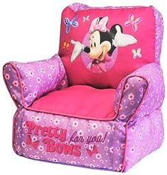 Disney Minnie Mouse Bean Bag Sofa Chair