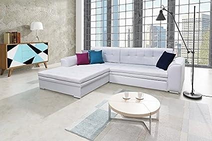 Ecksofa Sorrento Eckcouch Sofa Couch Wohnlandschaft Big Sofa 01204