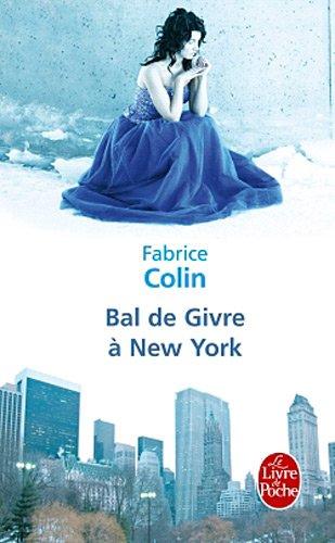 Colin Fabrice - Bal de givre à New York 51pvlqIYb4L._SL500_