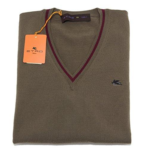 96311 maglione ETRO LANA maglia uomo sweater men [S]