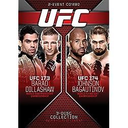 UFC 173/174 Combo
