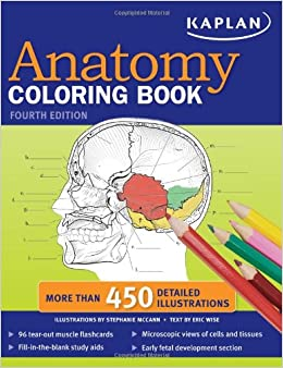 kaplan anatomy coloring book 4th edition pdf
